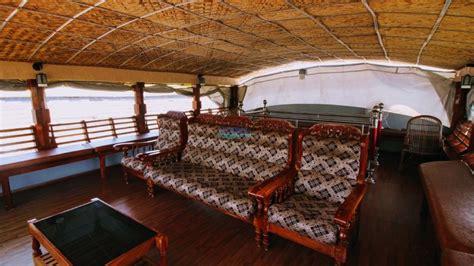 upper deck houseboat 3 bedroom premium houseboat with upperdeck alleppey
