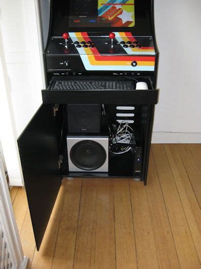 your own mame cabinet project mame build your own mame cabinet taitorama