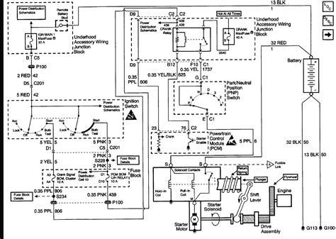 2003 buick lesabre wiring diagram free wiring