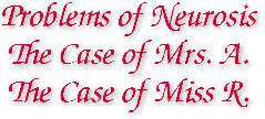 problems of neurosis a book of histories books collected clinical works of alfred adler volume 9