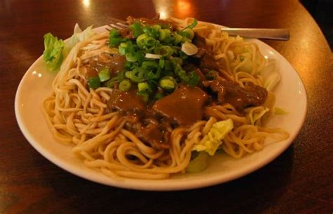 china magic noodle house beef with spicy xo sauce picture of china magic noodle