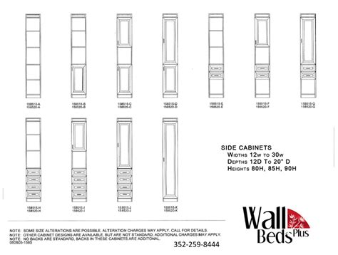 tall kitchen cabinets sizes roselawnlutheran 15 quot tall side cabinet dimensions wall beds plus wall