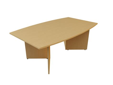 Boat Shaped Boardroom Table Boat Shaped Boardroom Table Arrowhead Panel Somercotes Office Furniture Ltd