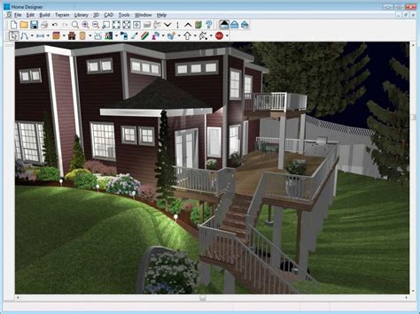 home and landscape design software review 100 punch