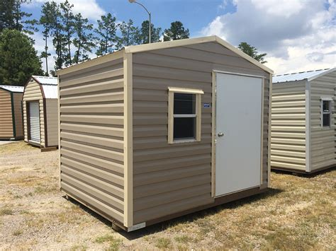 Temporary Shed by Portable Buildings Buildings