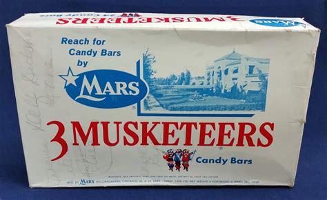 Be Original 3 3 musketeers 3 flavors bytes