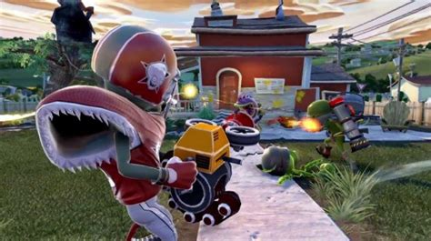 strikecom plants  zombies garden warfare review