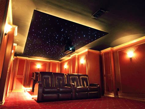 home theater lighting ideas tips hgtv