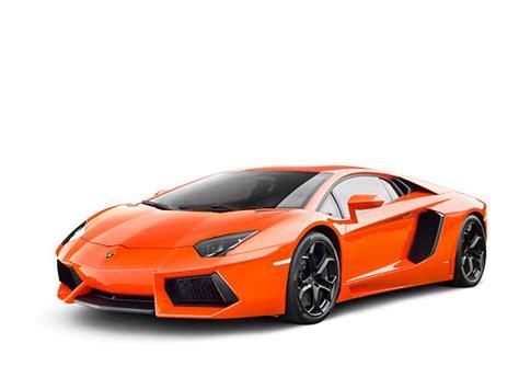 Lamborghini White Background