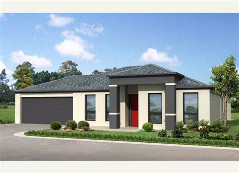 home design ideas south africa single storey flat roof house plans in south africa
