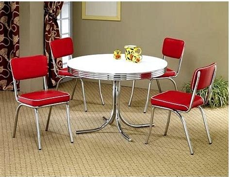 diner kitchen table dining table home furniture stock