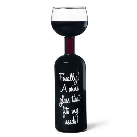 wine bottle glass buy  prezzyboxcom