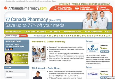at our accredited canadian pharmacy online your health 77canadapharmacy com review worst internet pharmacy rxlogs
