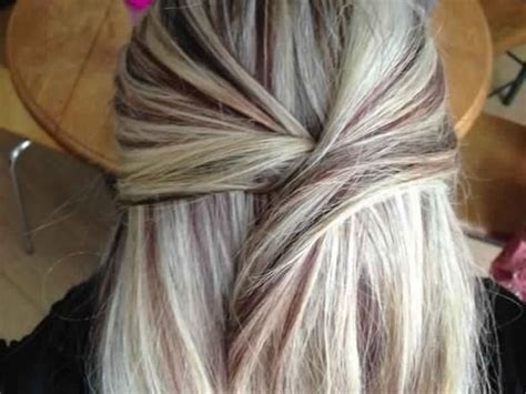 pictures of black hair with platinum blonde highlights 1000 ideas about platinum blonde highlights on pinterest