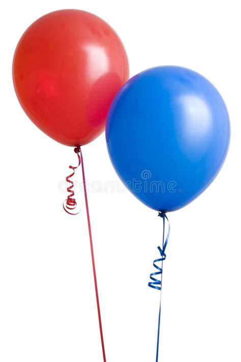 imagenes cumpleaños cuñada globo rojo y azul imagen de archivo imagen de cumplea 227 177 os
