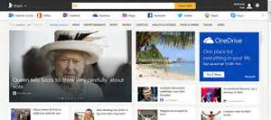 msn home page msn repositioning through a major rev the marketing