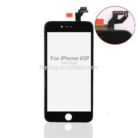 Lcd Iphone 6 Plus Ori 100 ori no dead pixel lcd for pantalla for iphone 7 lcd display with touch screen digitizer