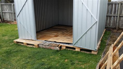 garden shed floor success stories