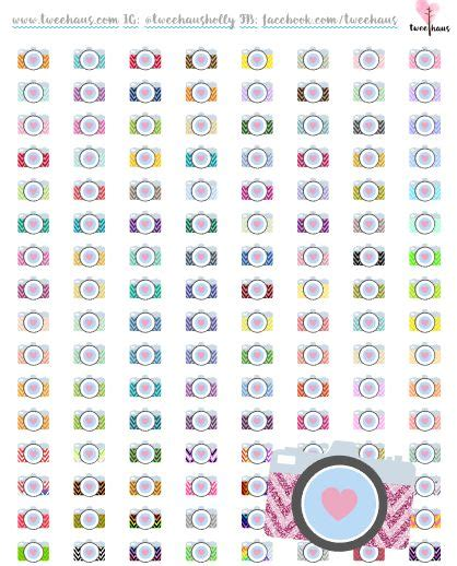 printable eclp stickers eclp photography free printable camera stickers