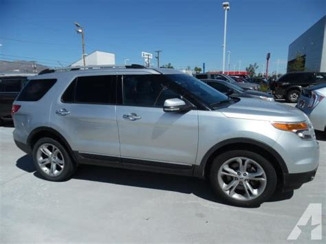 2015 ford explorer awd 2015 ford explorer limited awd limited 4dr suv for sale in