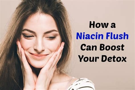 Can I Detox With Niacin by Don T Be Scared Of A Niacin Flush Traditional For The