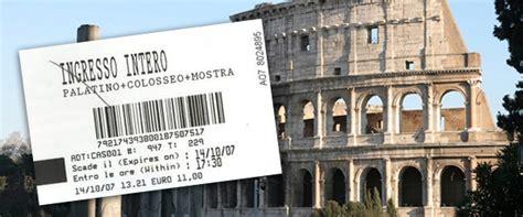 biglietto ingresso colosseo roma cultura ma quanto ci costi studentifuori it