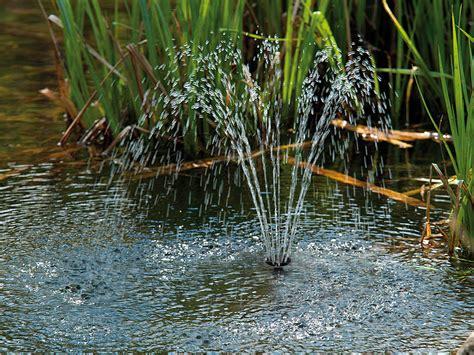 springbrunnen teich royal gardineer teich springbrunnen quot fontaine quot 230 volt
