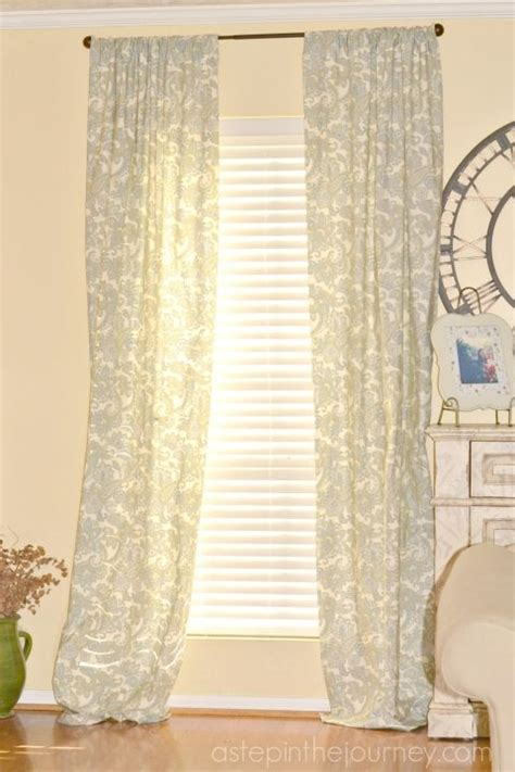 no sew curtains from sheets 17 best ideas about flat sheet curtains on pinterest