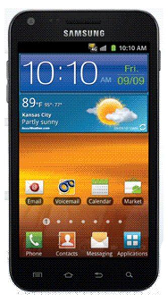 Hp Android Samsung Epic 4g sprint epic 4g touch specs revealed android central