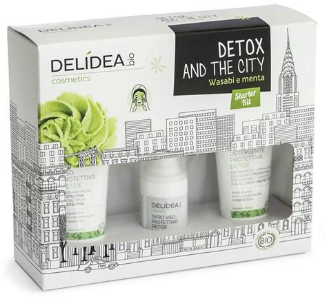 Detox In A Box Food Delivery by Delidea Detox And The City Gift Box Ecco Verde Shop