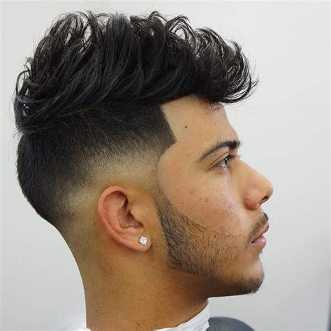 hi low hairstyles 124 best high low undercut bald fades images on