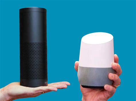 amazon echo vs google home how the smart speakers compare google home and chromecast vs amazon echo and fire tv