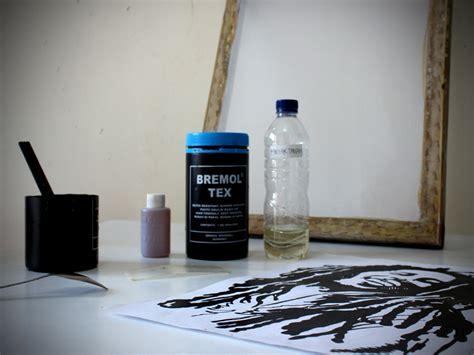 Hair Dryer Untuk Sablon tutorial sablon cara cetak atau afdruk