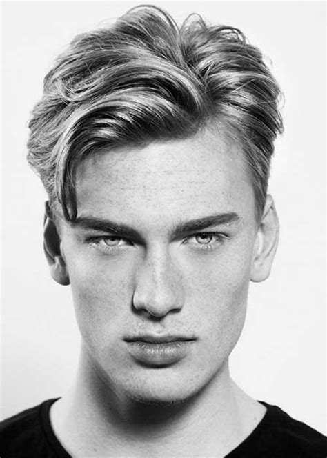 haircuts for guys with long narrow faces hairstyles for face shapes men mens hairstyles 2018