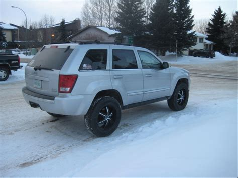 2005 Jeep Grand Lifted 302 Found