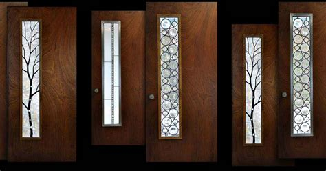 glass entry door glass inserts front entry doors glass inserts kuhl doors llc