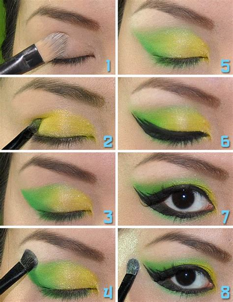 makeup tutorial tinkerbell candyloveart my tinkerbell makeup tutorial
