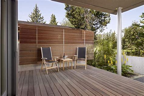 Decke Modern modern deck and deck railing ideas montreal outdoor living
