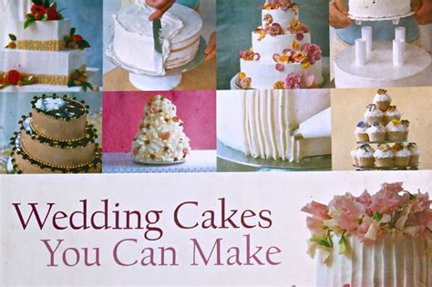 Wedding Cakes You Can Make by How To Make A Simple Wedding Cake Tip