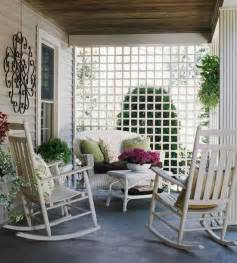 Porch Decor Ideas 36 Joyful Summer Porch D 233 Cor Ideas Digsdigs