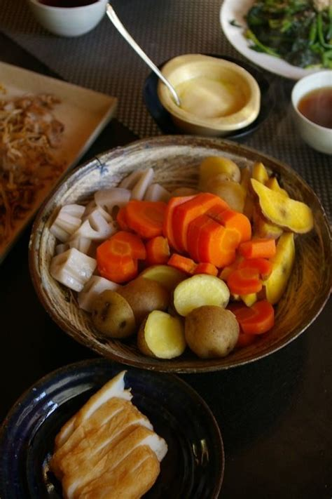 steamed root vegetables 17 best images about washoku on cooking beans