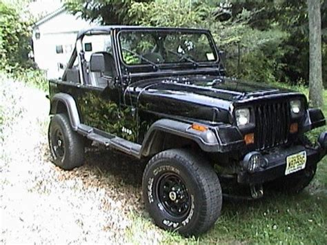 jeep wrangler 1990 dexter052 1990 jeep wrangler specs photos modification