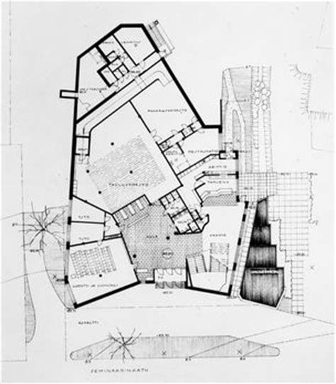 aalto floor plan the o jays museums and alvar aalto on