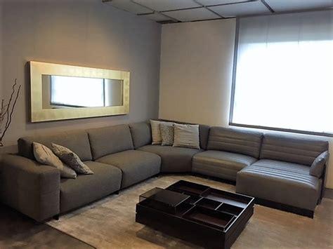ditre divani prezzi divano angolare in tessuto ditre italia a prezzo scontato