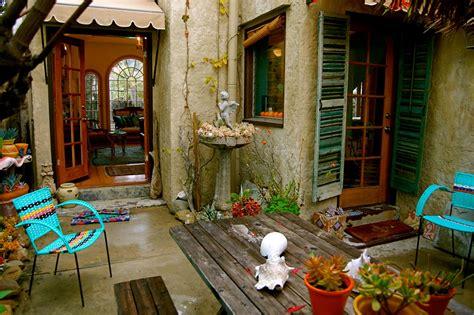 bohemian house 10 just a bit bohemian outdoor spaces house tour roundup