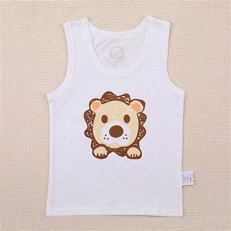 pattern baby sweatshirt toddler boy clothing lion pattern children t shirt