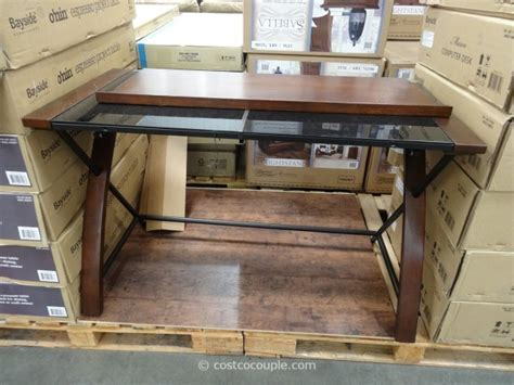 bayside furnishings maren computer desk