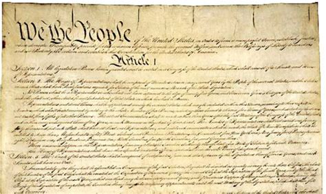 what did article 3 section 1 of the constitution create u s constitution conversations article 1 section 4