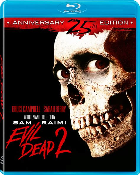 doesn t frighten me 25th anniversary edition books evil dead 2 review collider