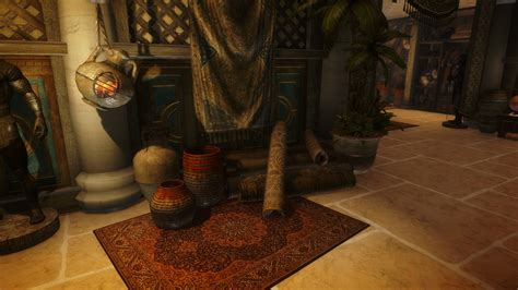 Skyrim Room With All Items Pc by Khune Redguard House At Skyrim Nexus Mods And Community